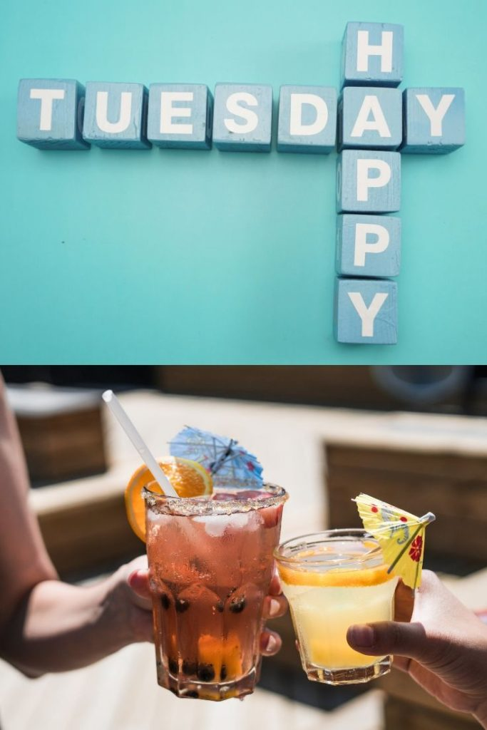 You can find any reason or day to celebrate by drinking.